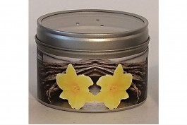 Doftljus, Wonderful vanilla (metallburk)