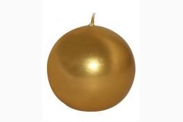 Klotljus Ädelglans guld 7 cm
