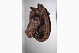 Dörrkläpp hästhuvud