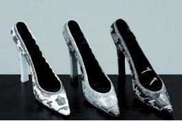 Smyckeshållare skor, 3 st/set