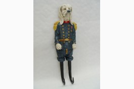 Klädkrok hund, uniform
