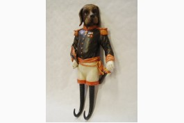Klädkrok hund, uniform