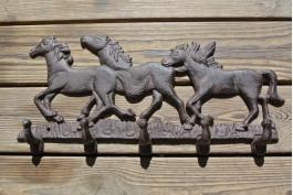 Hästhängare gjutjärn