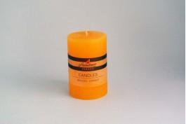 Blockljus apelsin Ø6,8 h10