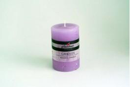 Blockljus lavendel Ø6,8 h10