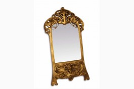 Spegel Art nouveau